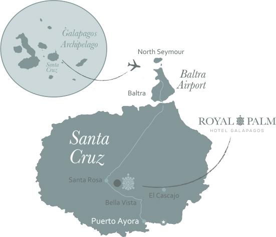 Royal Palm Galápagos Hotel